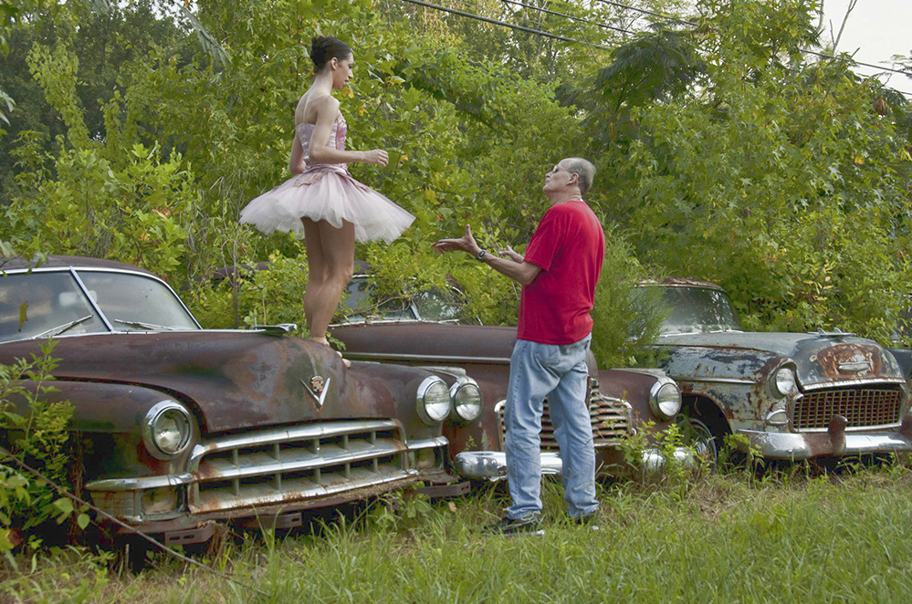 On Location at Old Car City - Richard Calmes Photography